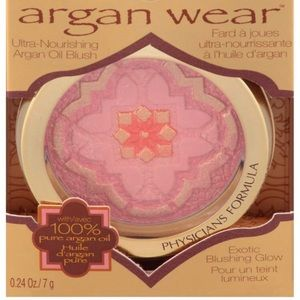2 NEW Physicians Formula Argan Wear Blush natural